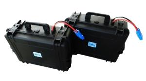 Lithium Koffer