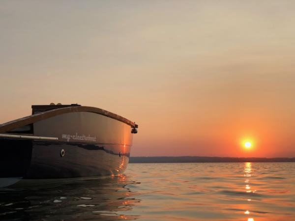 Elektroboot nach Wunsch gestalten