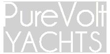 PureVolt Yachts Logo