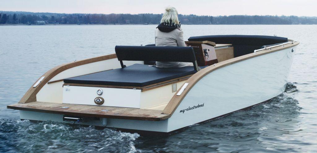 My-Elégance von Marian Hanke Elektroboote