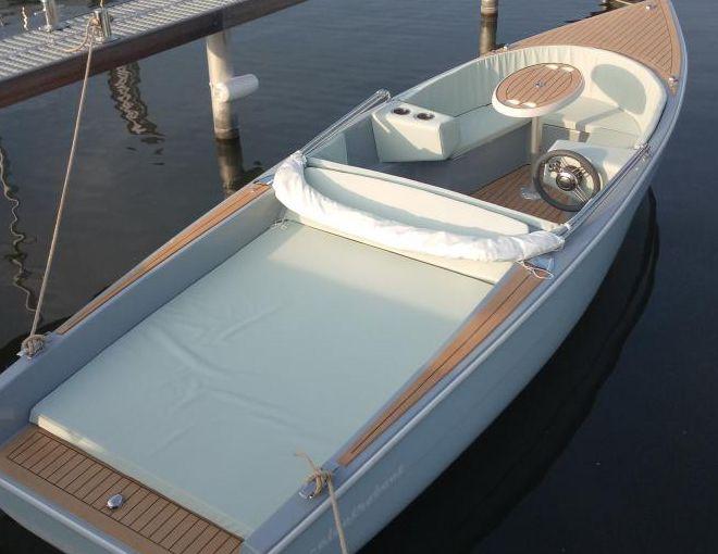 My-Tramonto 555 Elektroboot