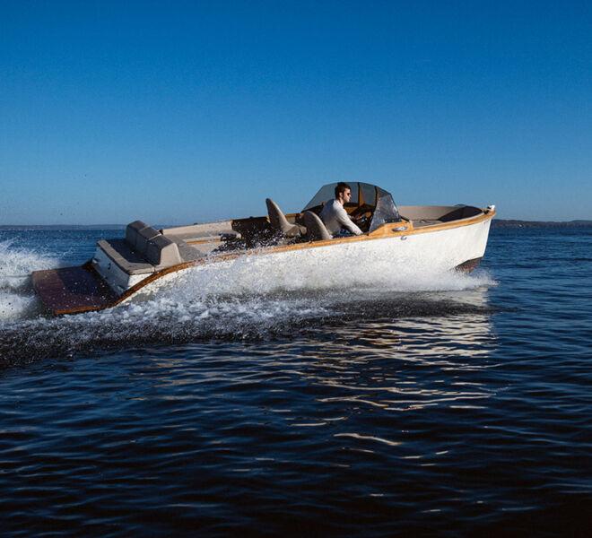My-Elégance Elektro-Yachten von Marian Hanke kaufen
