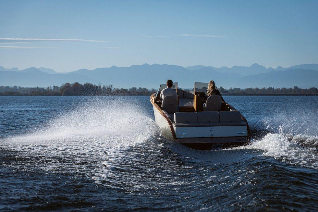 My-Elégance Elektro-Yachten kaufen - individuelle Gestaltung