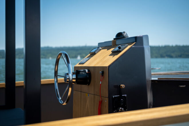 My-Elégance T Electricboat