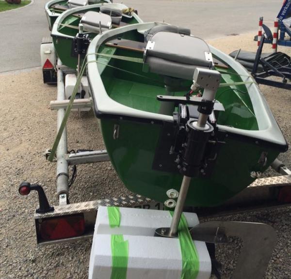 Elektroboote Bootsverleih