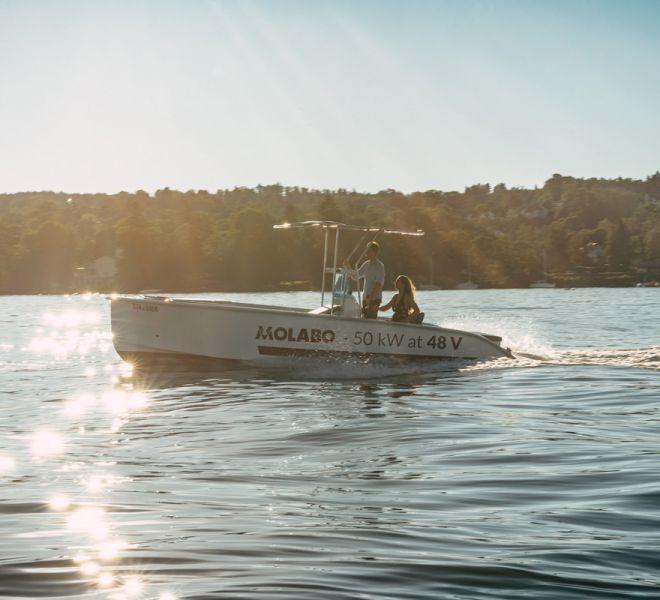 My-Elégance - Elektroboot für Binnengewässer kaufen