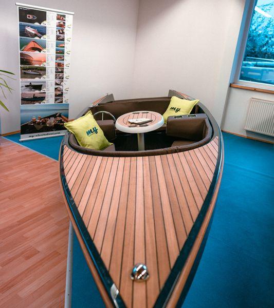 My-Tramonto Elektroboot kaufen, neu oder gebraucht