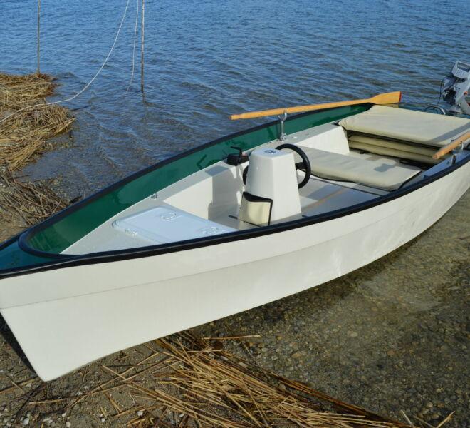 Basso Elektroboot u. Ruderboot
