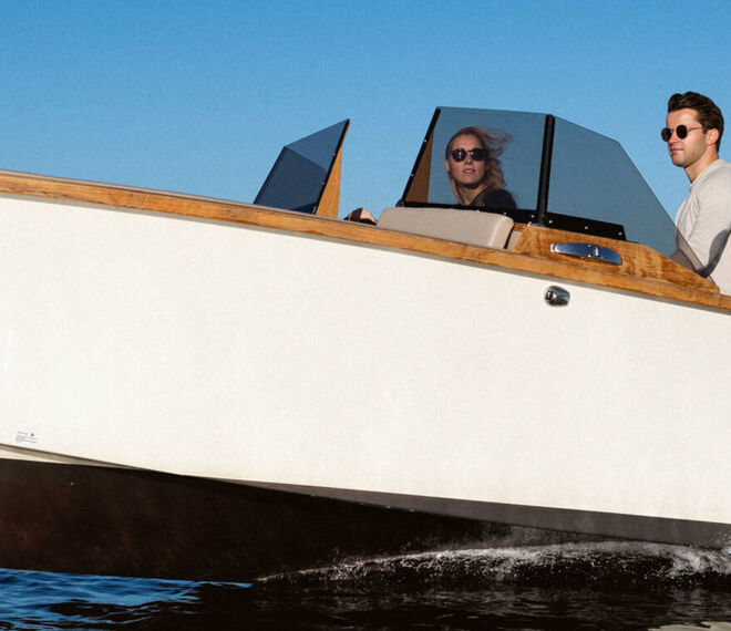 My-Electroboat My-Elégance S Trenner
